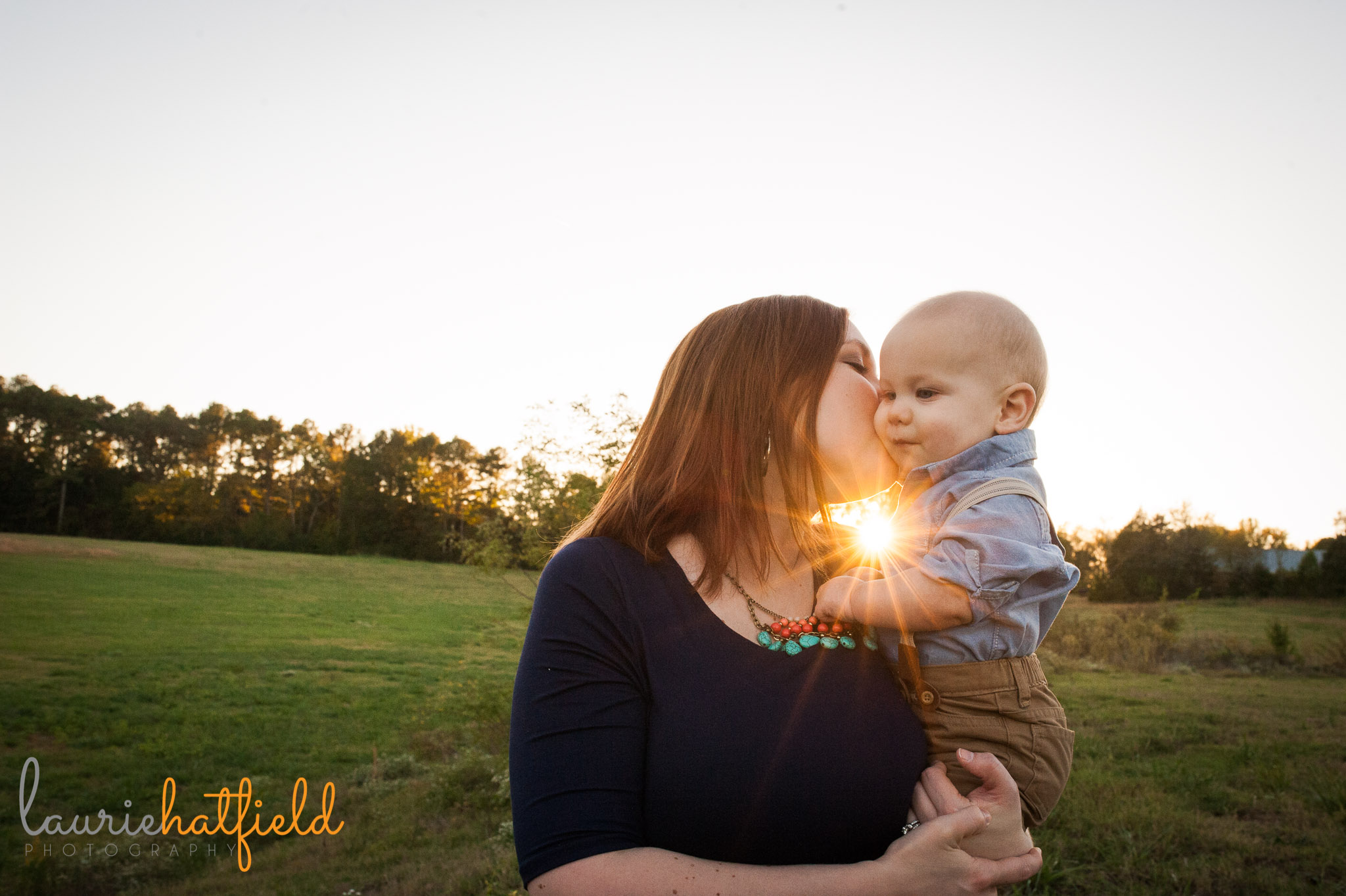 mom and baby boy   Mobile AL family photographer