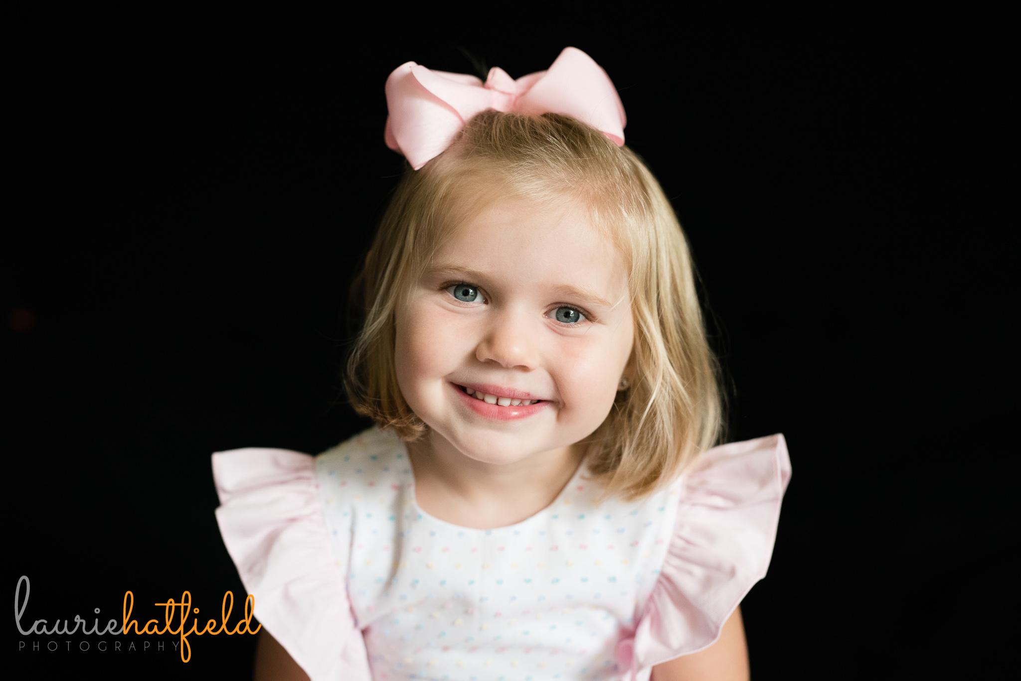 preschool portrait   Mobile AL boutique school photography