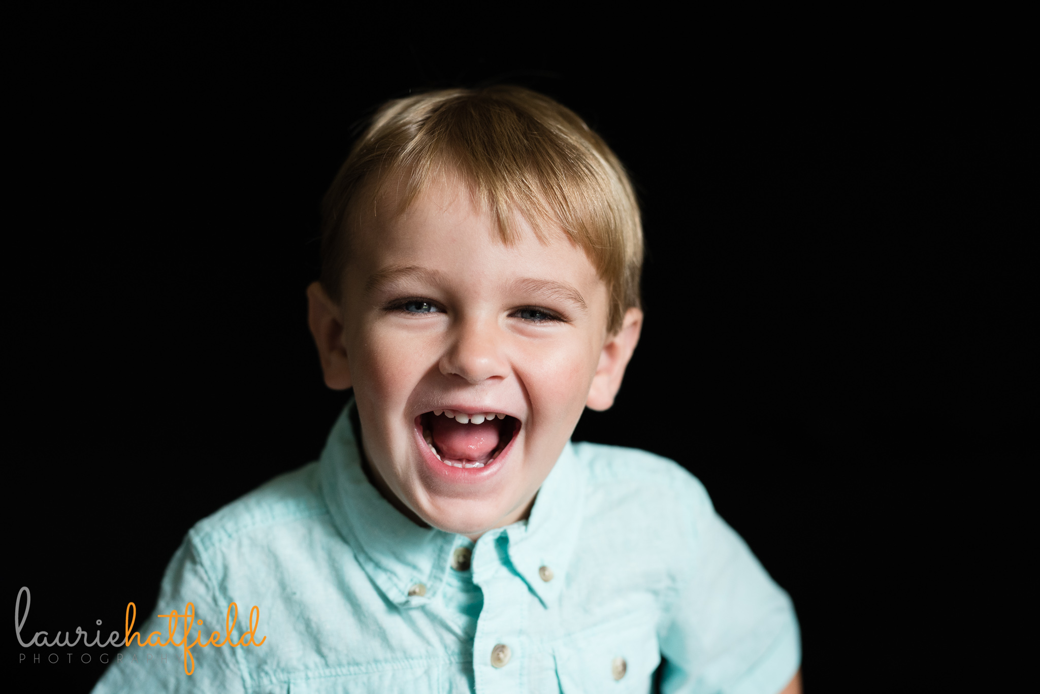 smiling boy portrait | Mobile AL school photographer