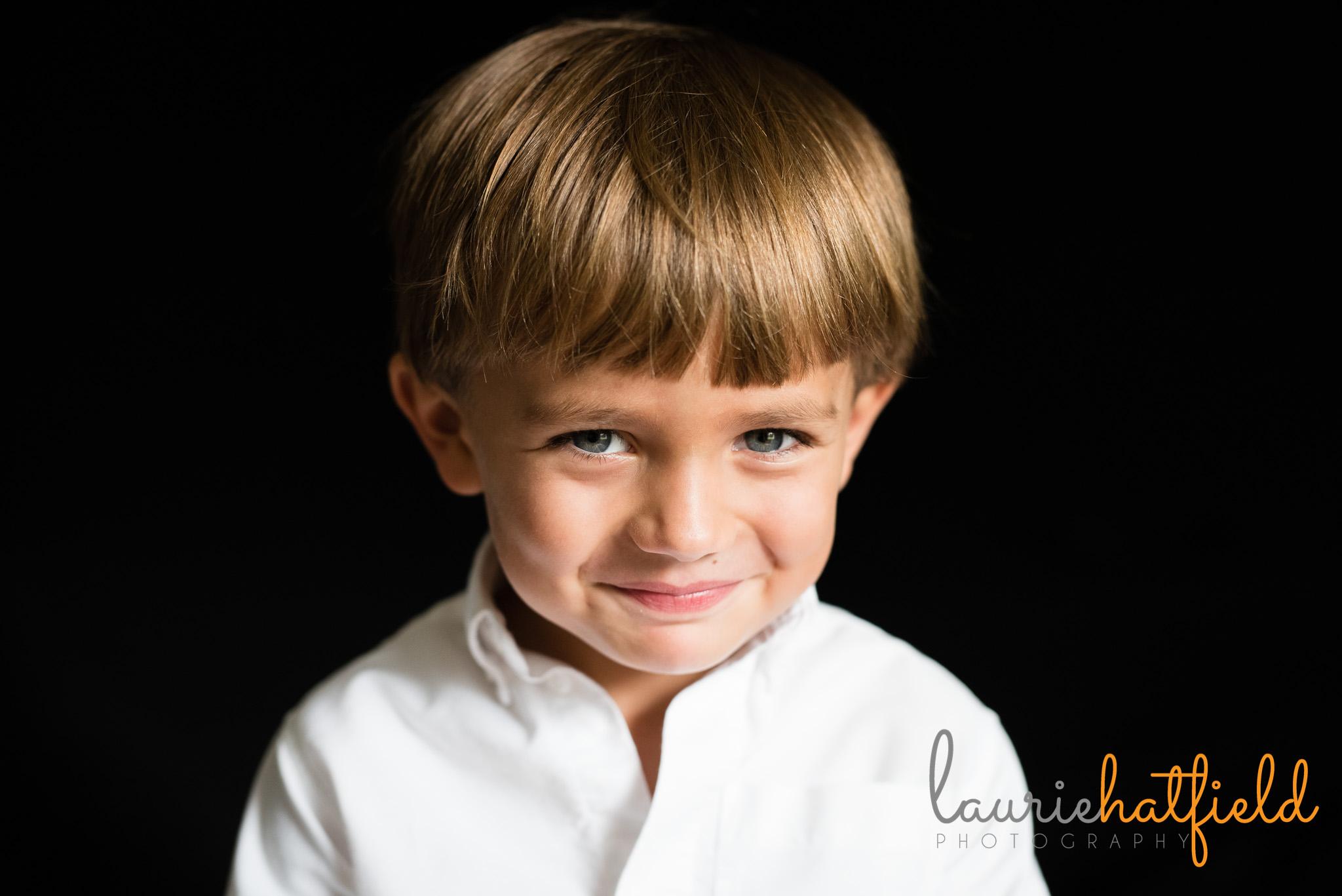 little boy portrait | Mobile AL preschool photographer