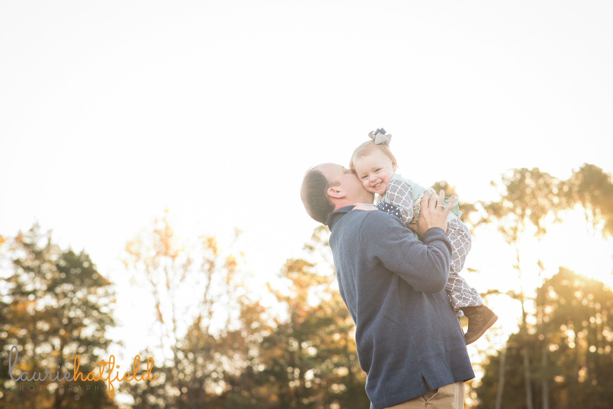 dad and daughter | Mobile AL family photographer