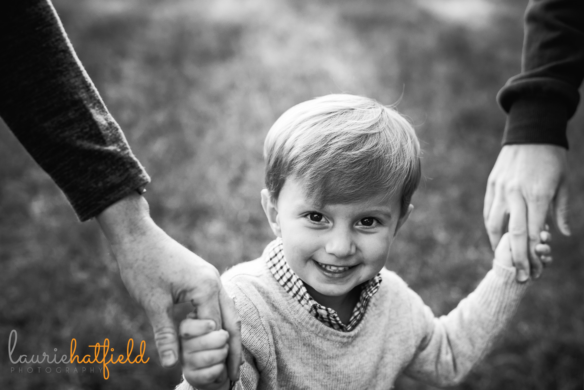 portrait of 3-year-old boy | Mobile AL child photographer