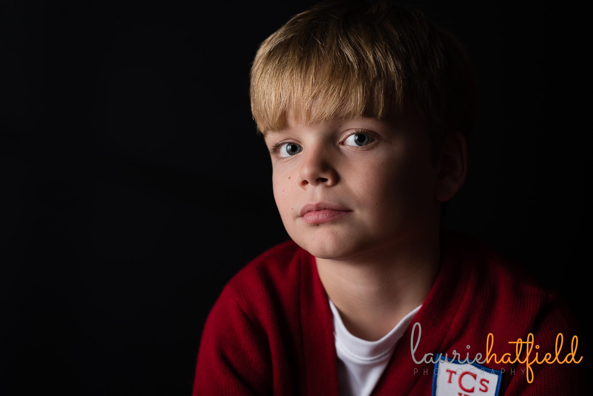 8-year-old boy | Fairhope AL family photographer