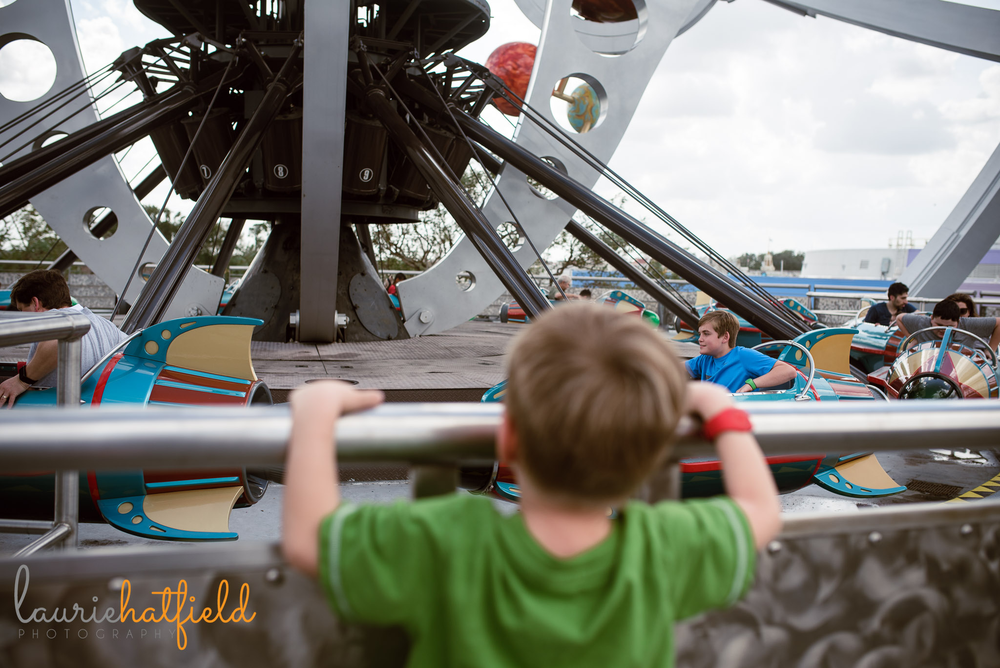 4-year-old at Disney World | Mobile AL family photographer
