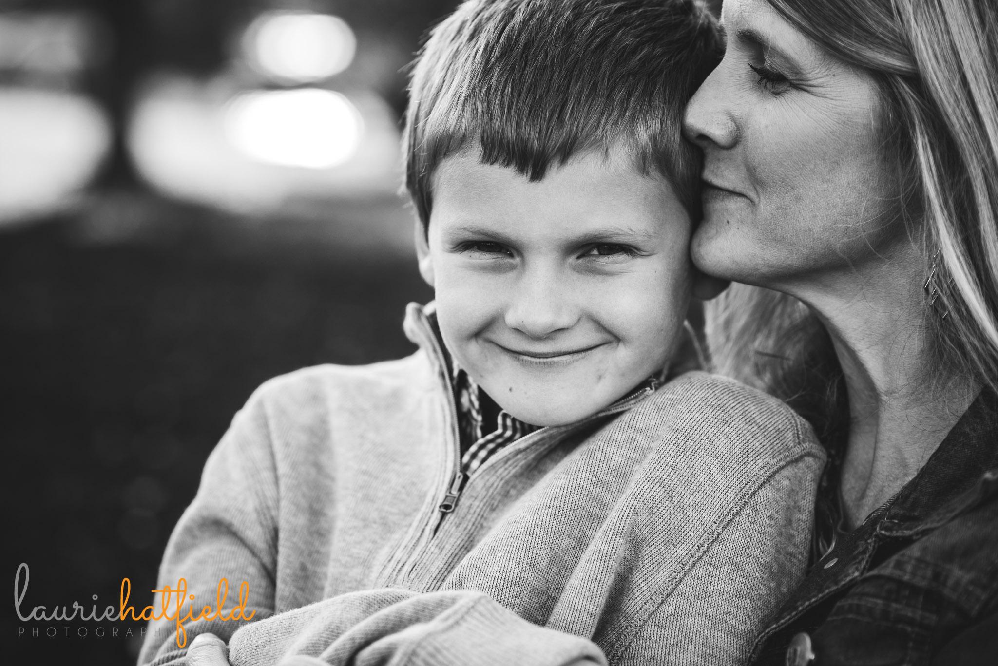 mom hugging son | Pensacola FL family photographer