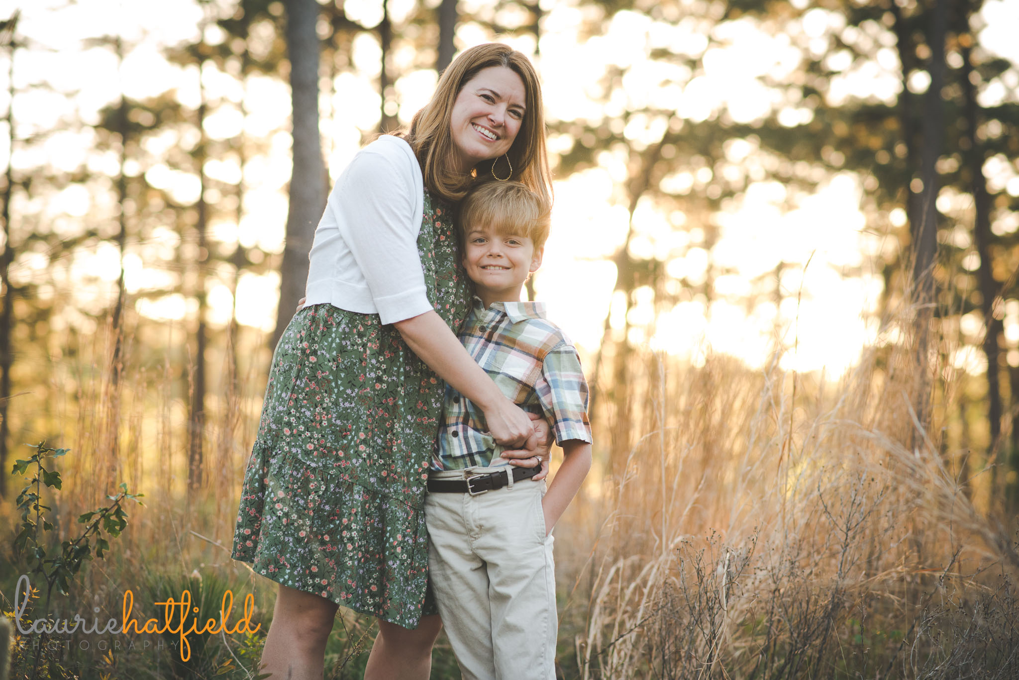 mom with 8-year-old son | Fairhope AL family lifestyle photographer