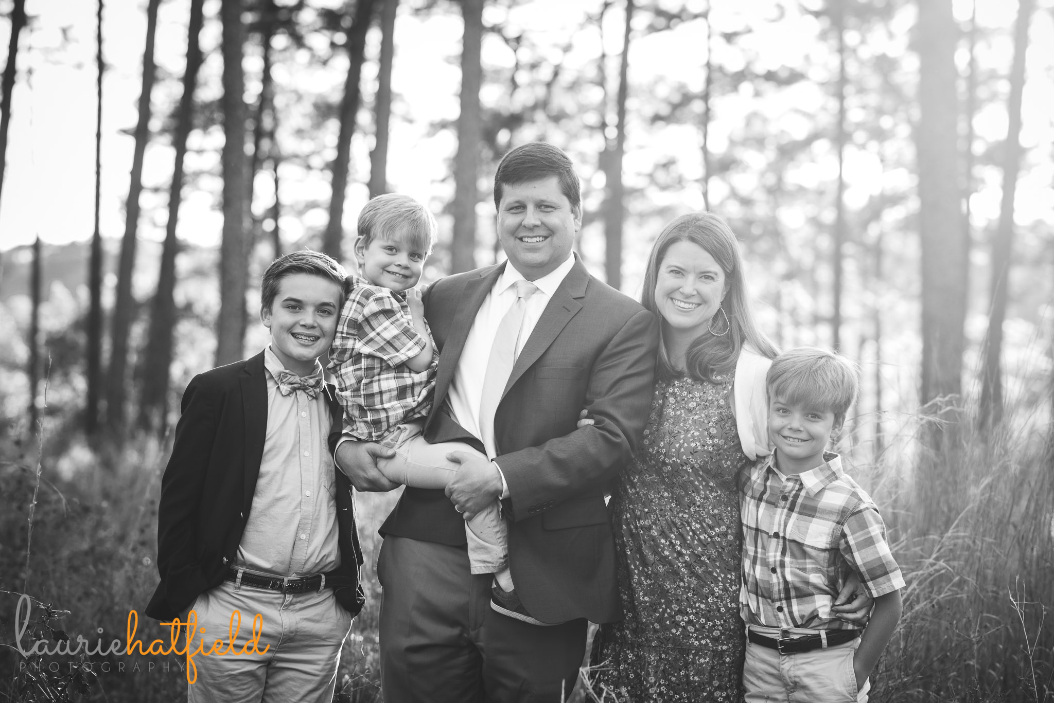 family of five | Mobile Alabama photography