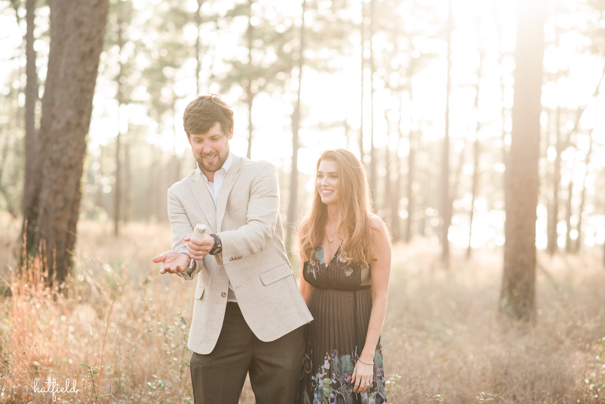 gender reveal photo session | Mobile AL photographer