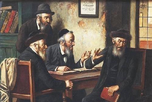 Torah Thru the Eyes of the Commentators - with Rabbi Tracee Rosen