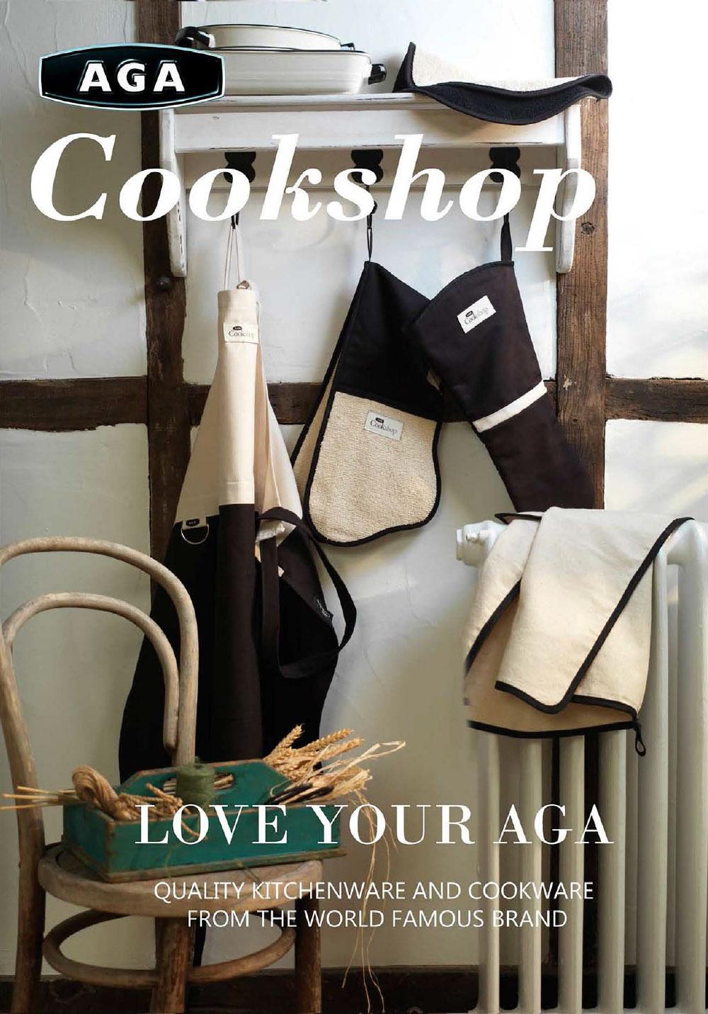 Download AGA Cookshop Brochure -
