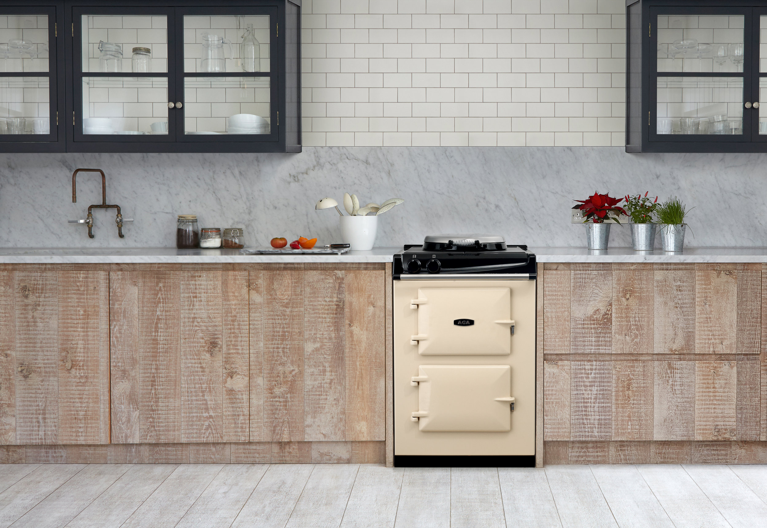 AGA 60 Electric in Cream
