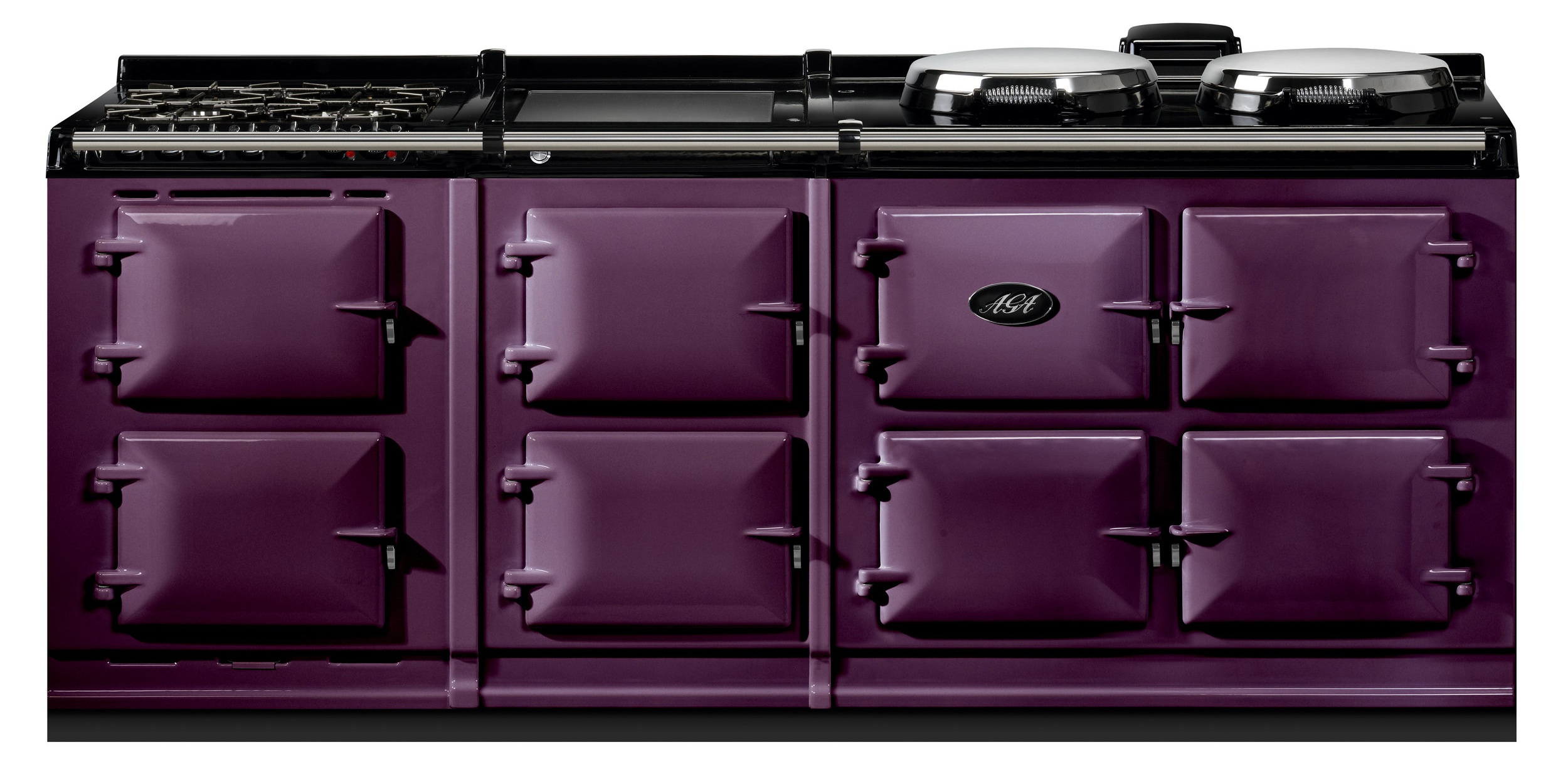 Dual Control 5-oven with Integrated Module