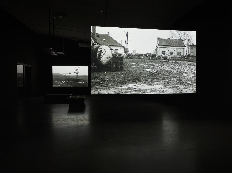 「序曲」 ©Hans Wilschut攝影,EYE電影博物館提供