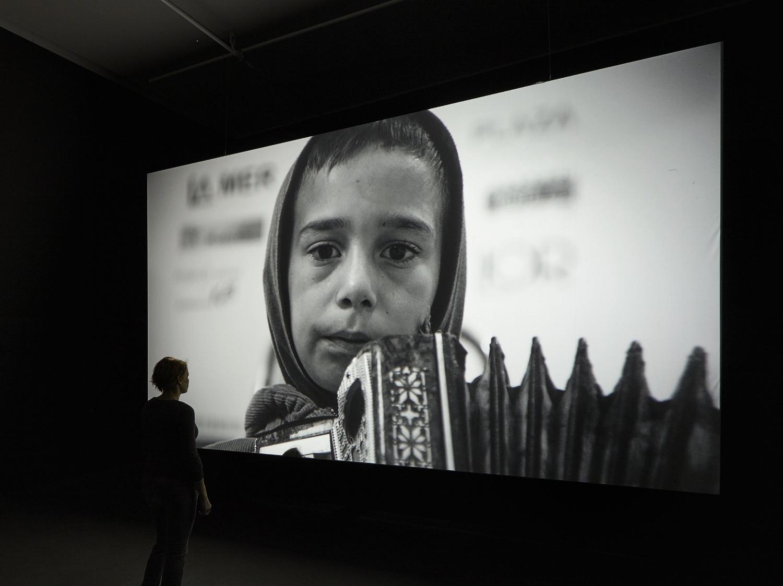 「後記」 ©Hans Wilschut攝影,EYE電影博物館提供