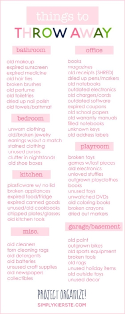 Love this list from Simply Kierste Design Co.