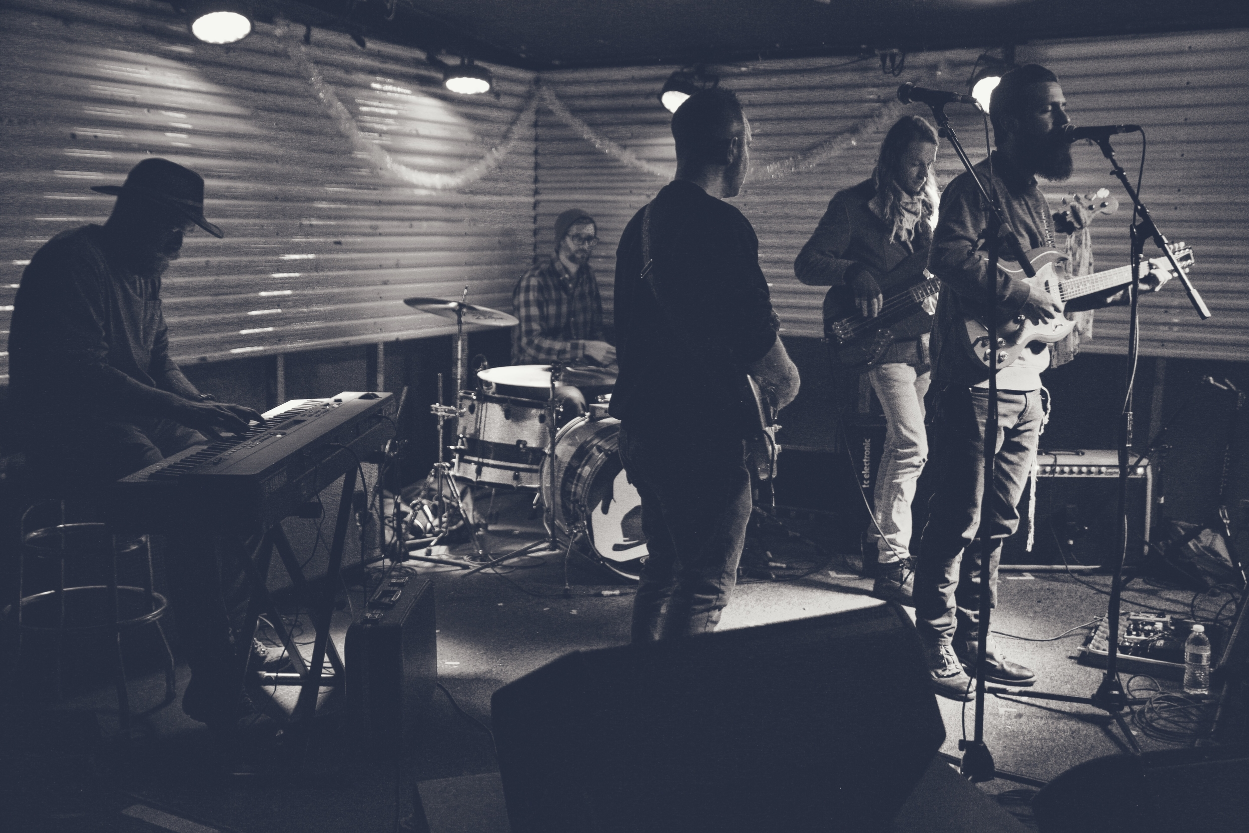 The Culls at Kilby Court  Photograph by Johnny Cowan