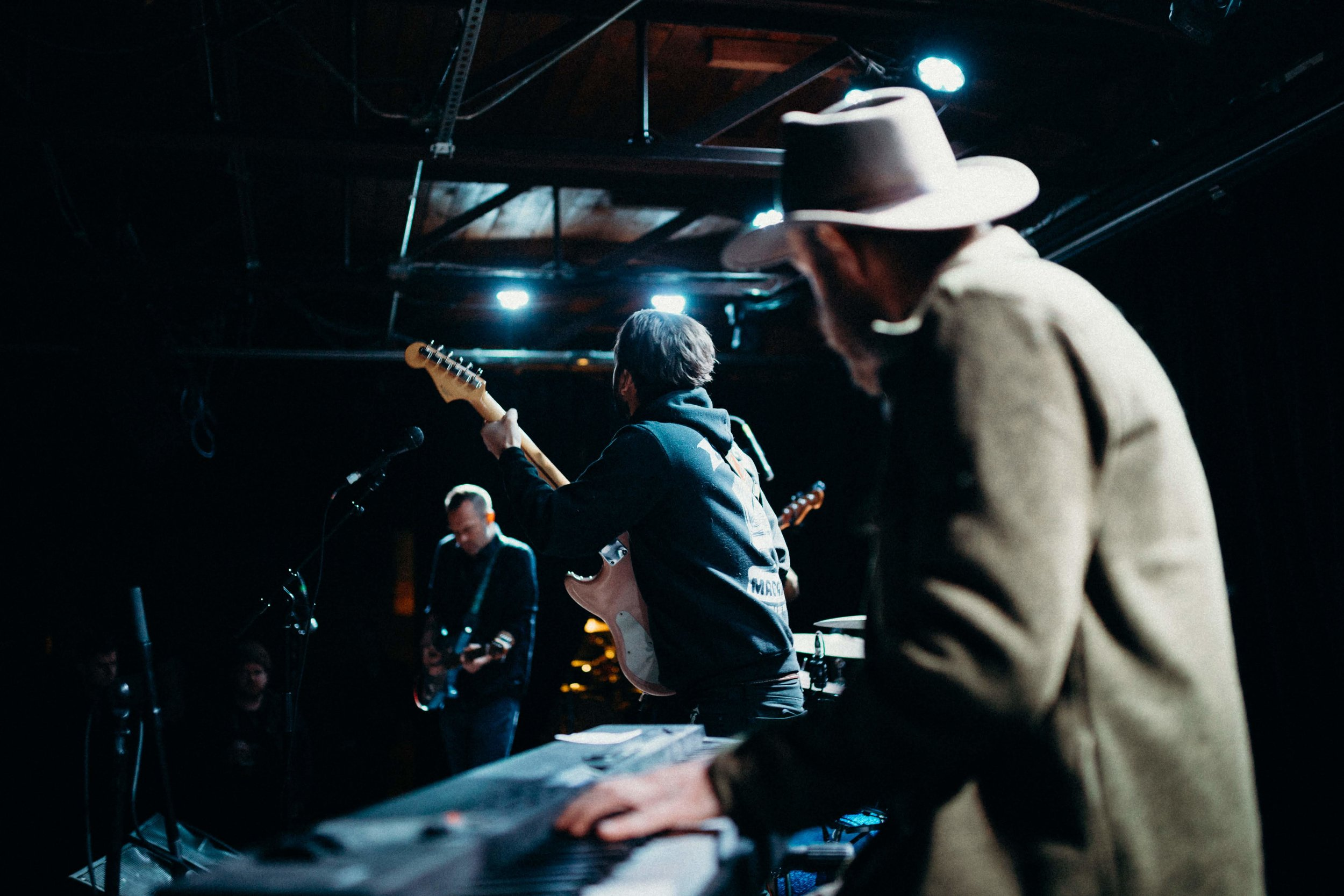 The Culls at The Urban Lounge  Photograph by Kesler Ottley
