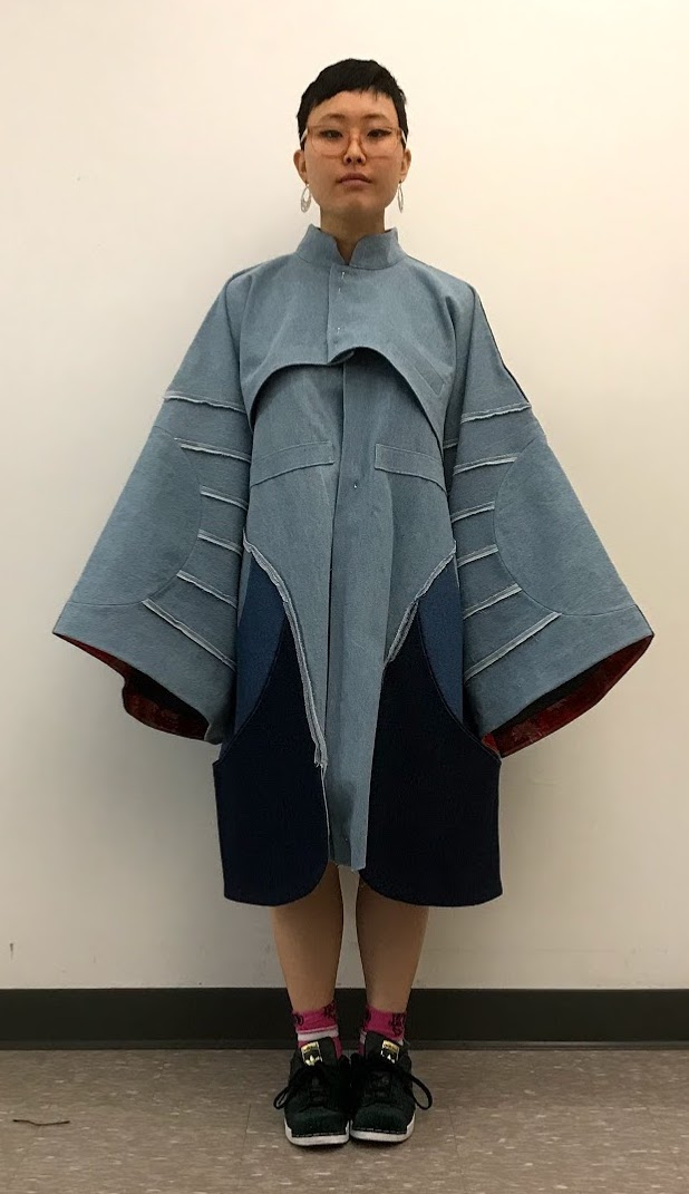 Denim Wing Jacket