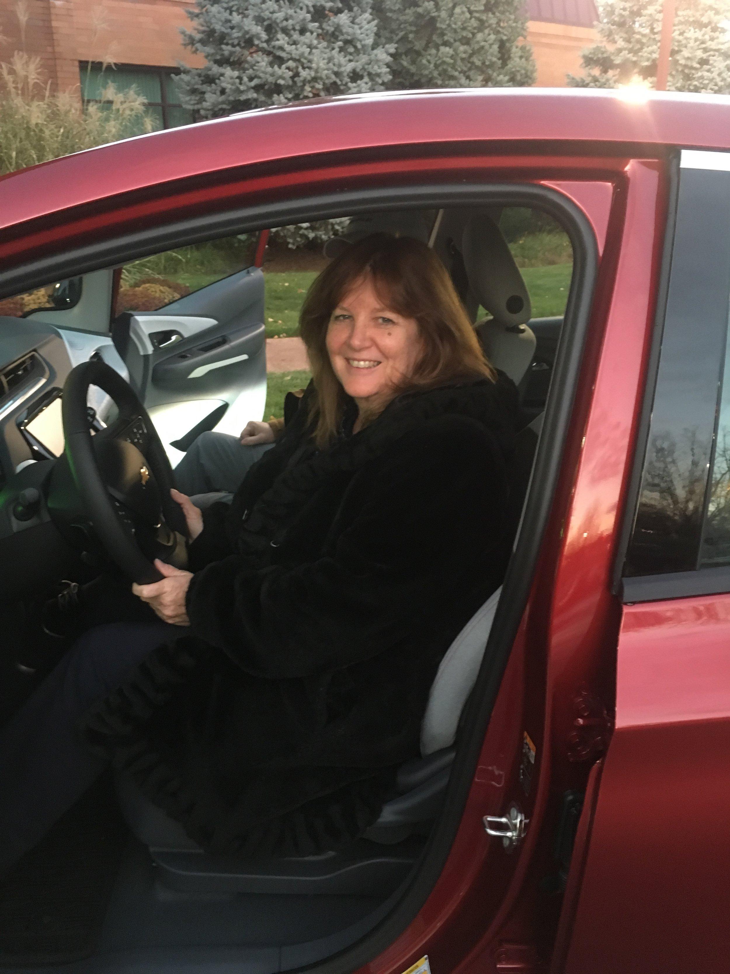 Kathy Brady, Executive Director,South Windsor Chamber