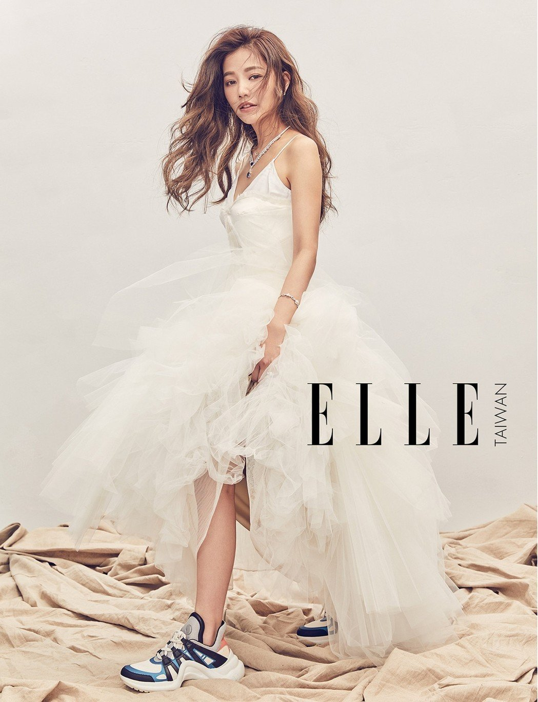 ELLE Wedding Taiwan 2018/June 許路兒