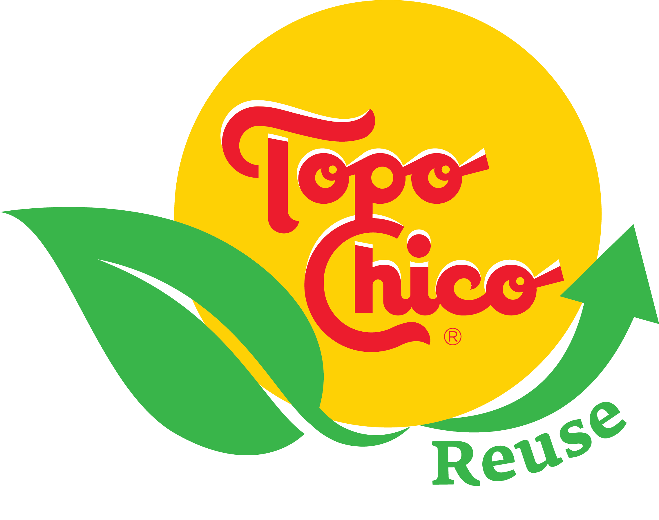 Topo Chico doesn't just refresh; it damn well lets you know it's there.