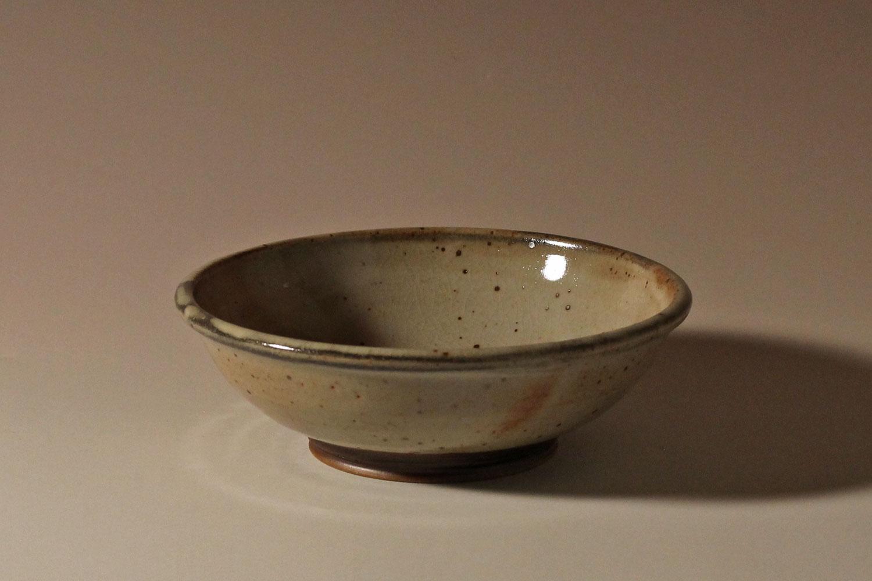 shino glaze stoneware