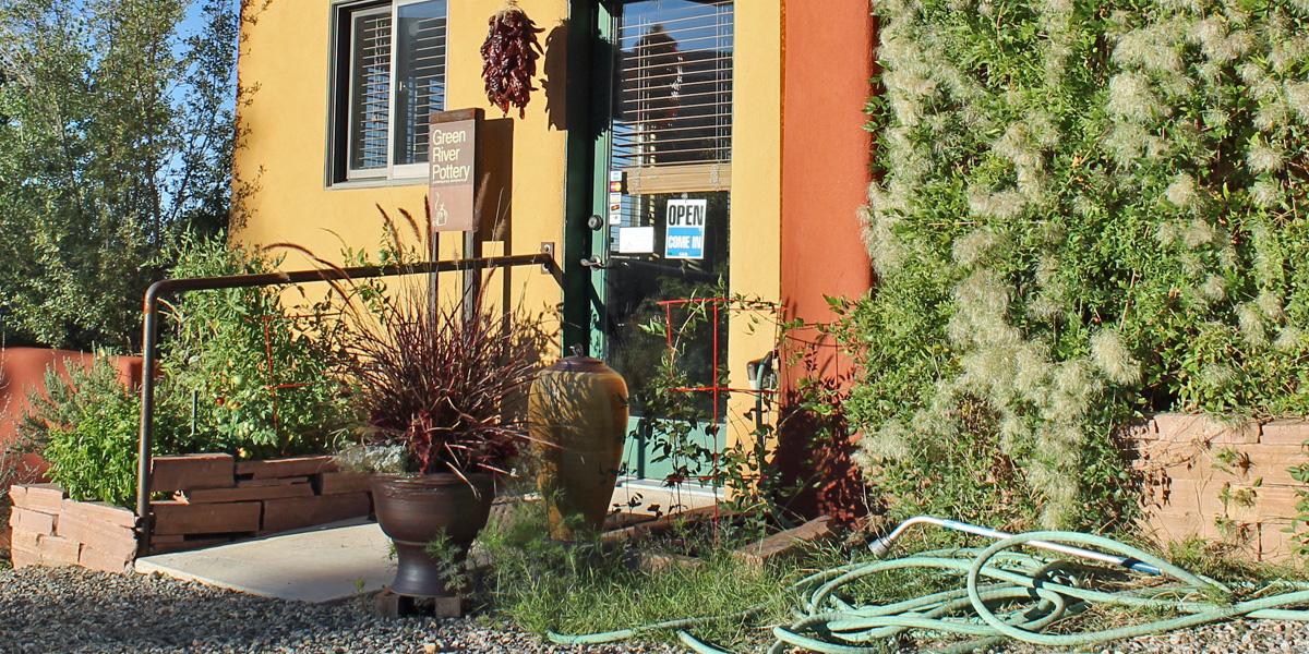 green river pottery gallery santa fe new mexico