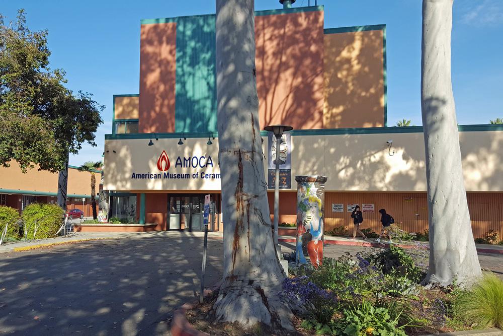 First stop in LA: American Museum of Ceramic Art in Pomona