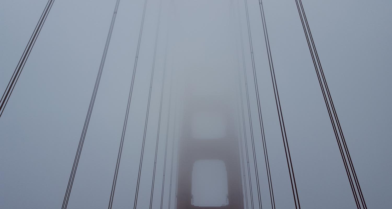 Golden Gate Bridge October 2017