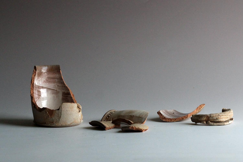 Don Reitz pottery workshop