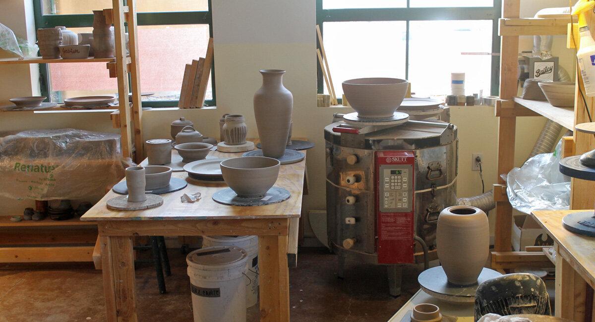 cone ten stoneware clay workshop santa fe nm