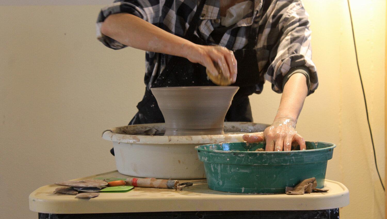 Winter Clay Weekend Santa Fe pottery workshop