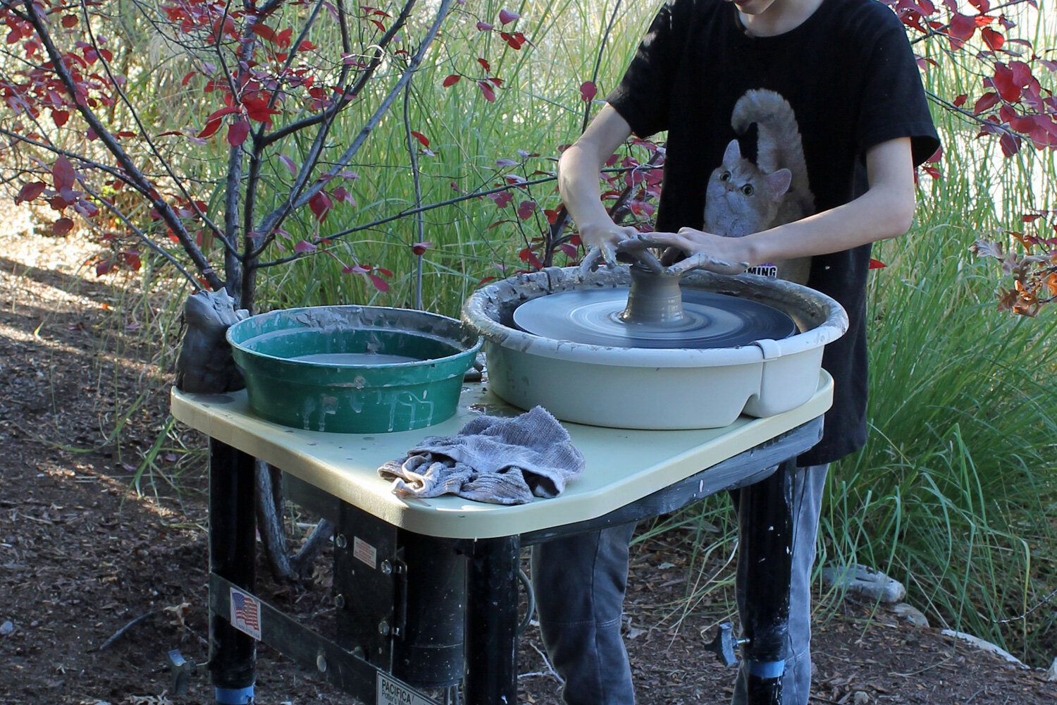 potters wheel rental santa fe new mexico shelter in place
