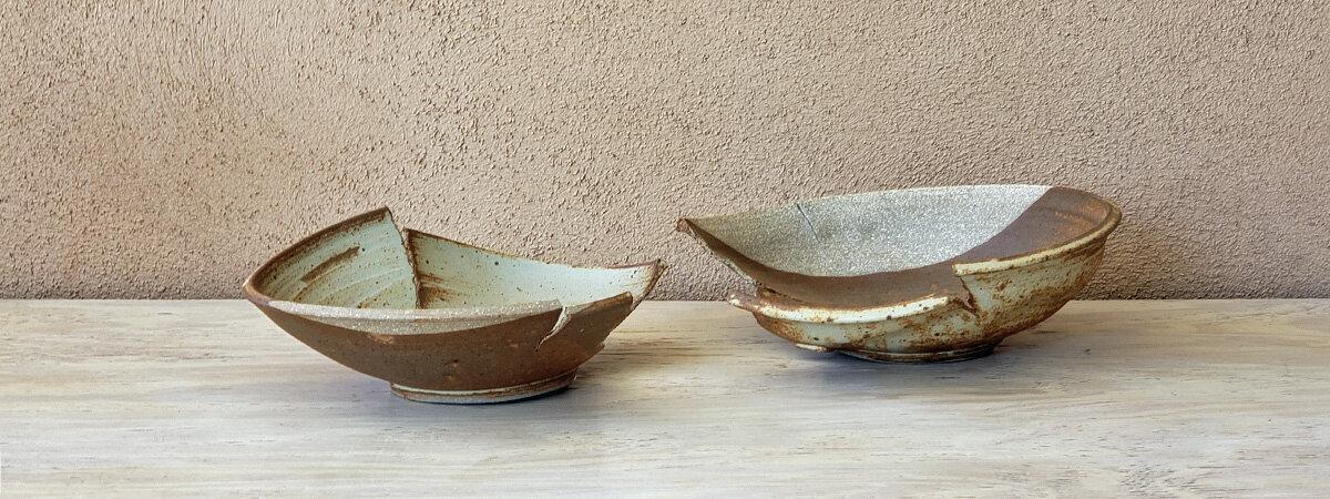green river pottery santa fe stoneware ceramics