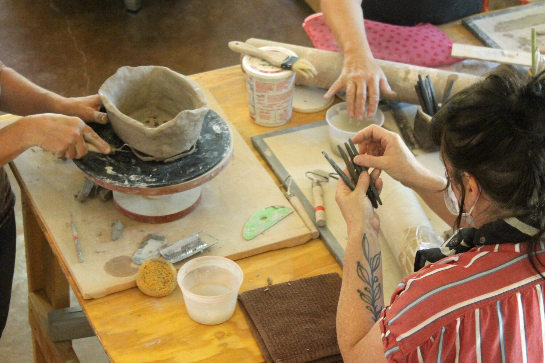 pottery classes santa fe new mexico