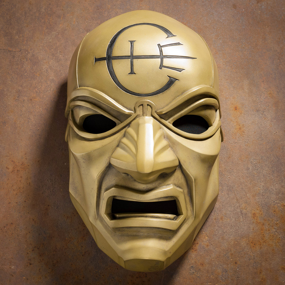 Dishonored Overseer Mask Full View