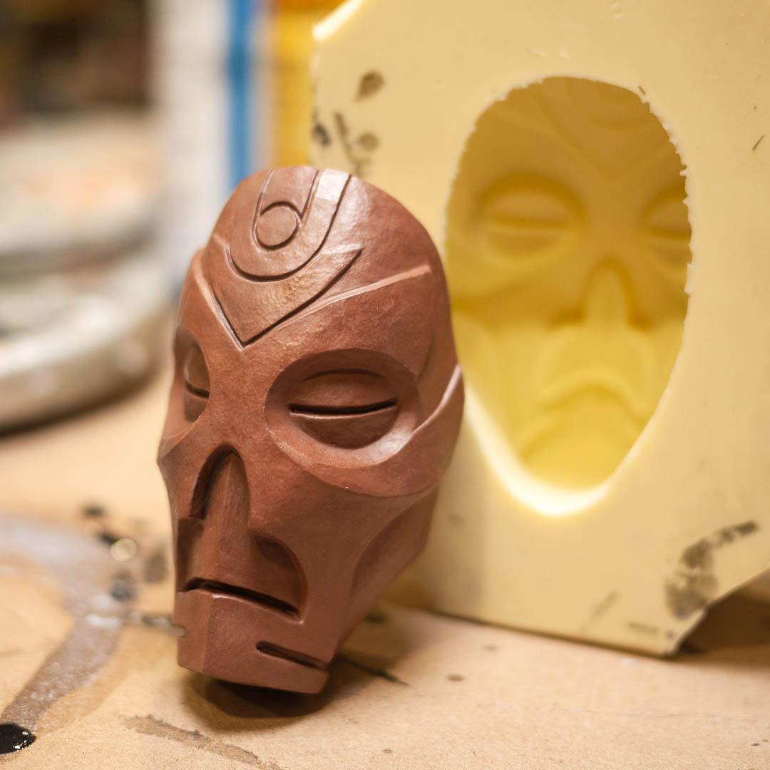 skyrim-dragon-priest-magnet-copper-cold-cast-resin.jpg