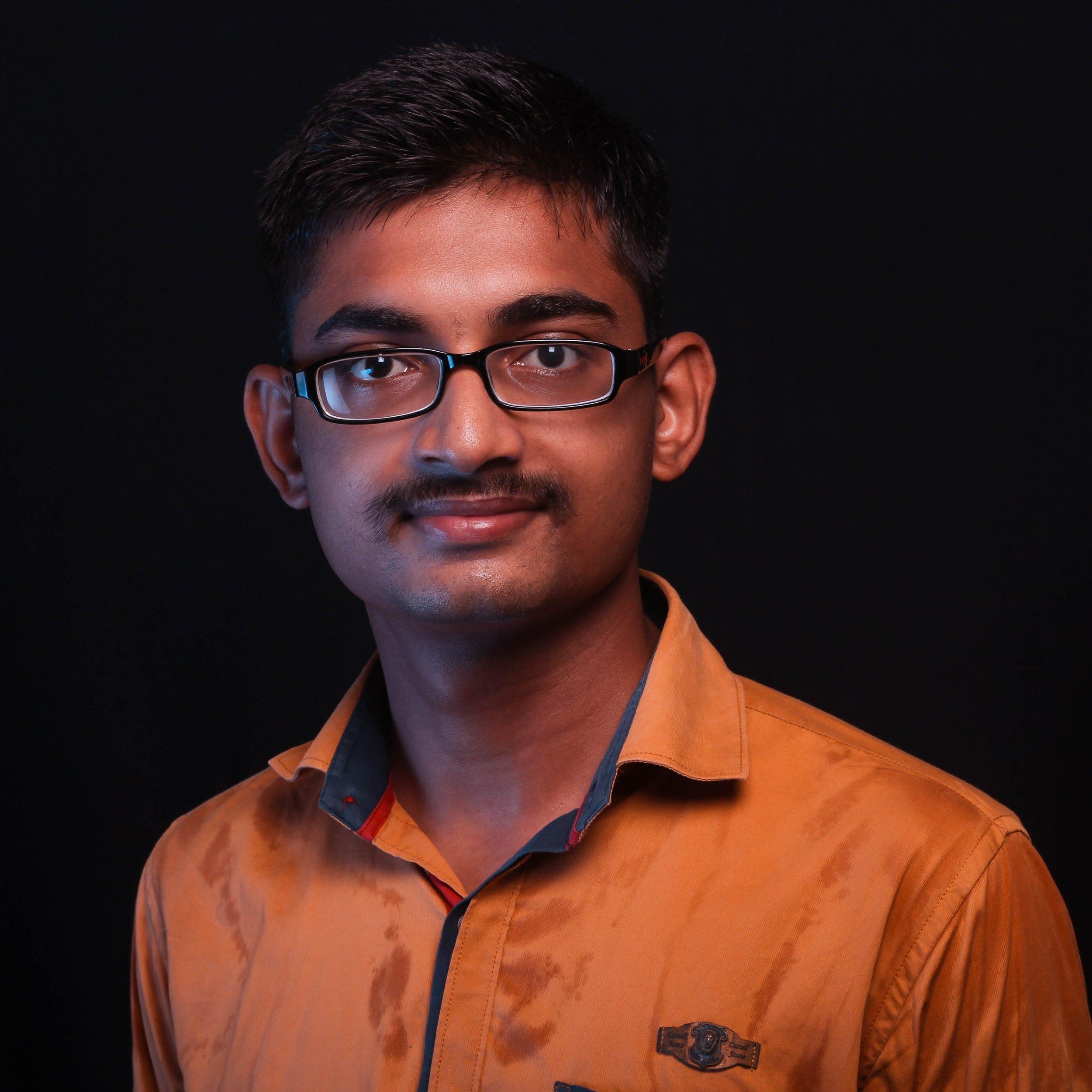 Shubham Gupta, NIT Trichy