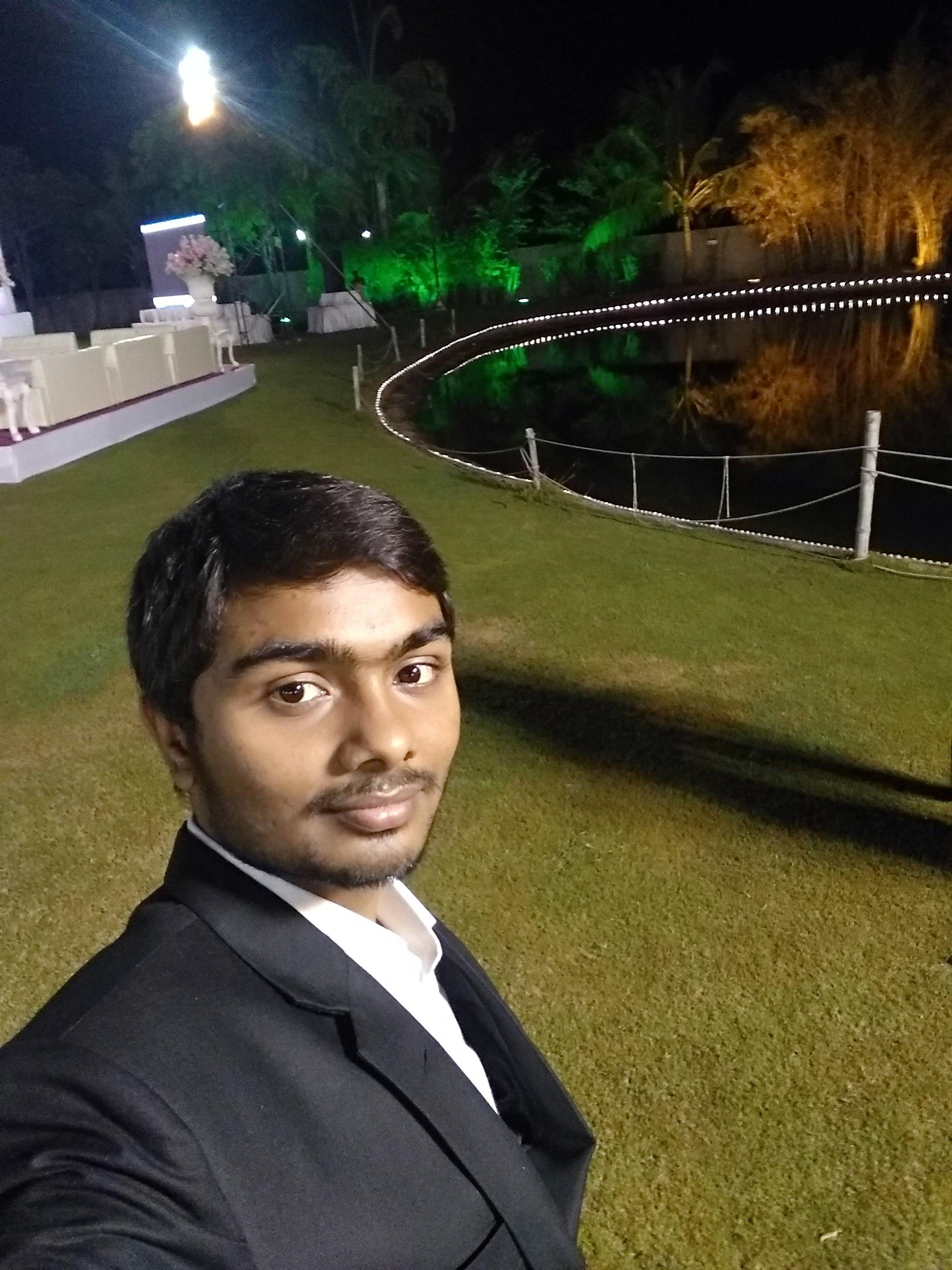Saurabh Varshney, NIT Surat
