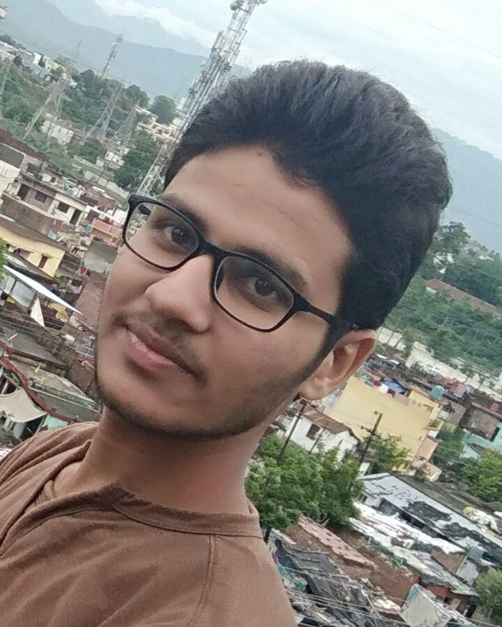 Rishabh Jain, NIT Kurukshetra