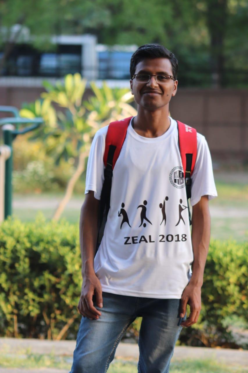 Alok Kumar Chaudhary, NIT Delhi