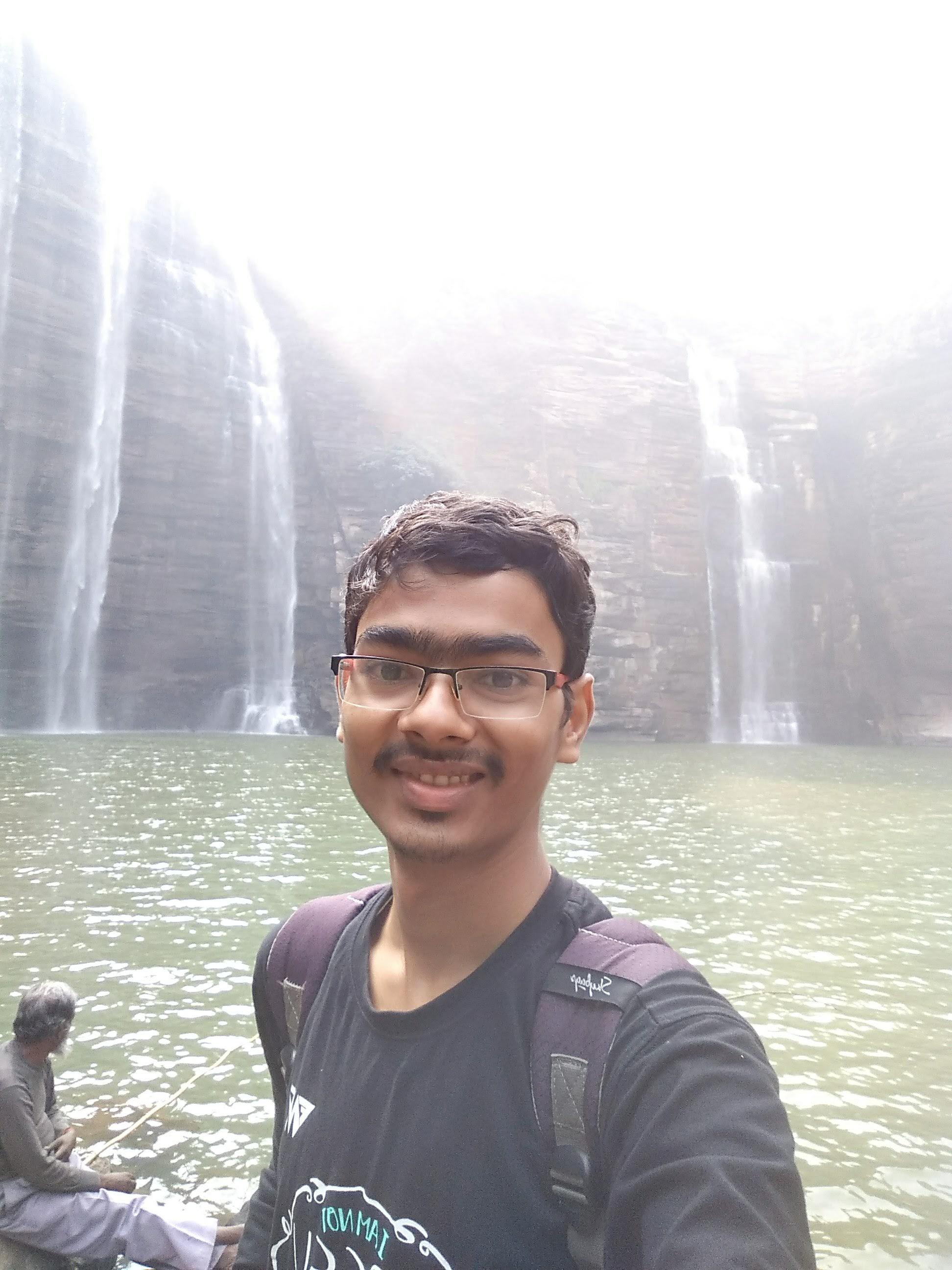 Madan Kumar, IIT BHU