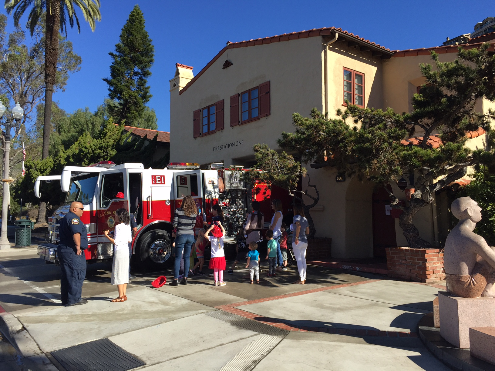 Laguna Beach Fire Station