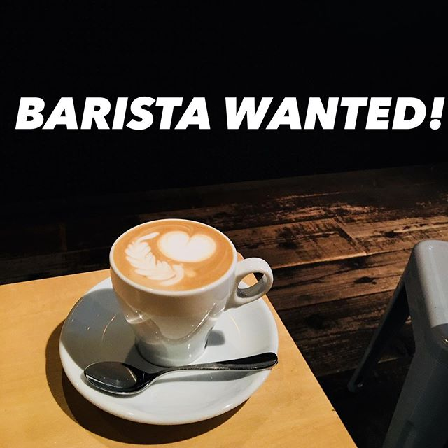 . We are looking for a new staff member to join our small team! . Please send us a message if you are interested and introduce yourself. About the job: - once a week - barista and service position - prefer barista experience - must enjoy serving customers with a genuine smile! . We look forward to hearing from you :) . フランキーでは新しいメンバーを募集しています! 興味のある方は、是非、ご自身の紹介文を私達に送ってください。 . 募集内容: -週1で働ける方 -バリスタ/接客 -バリスタの経験者優遇 -積極的に仕事を楽しめる方、ホスピタリティのある方 . ご応募お待ちしております :)