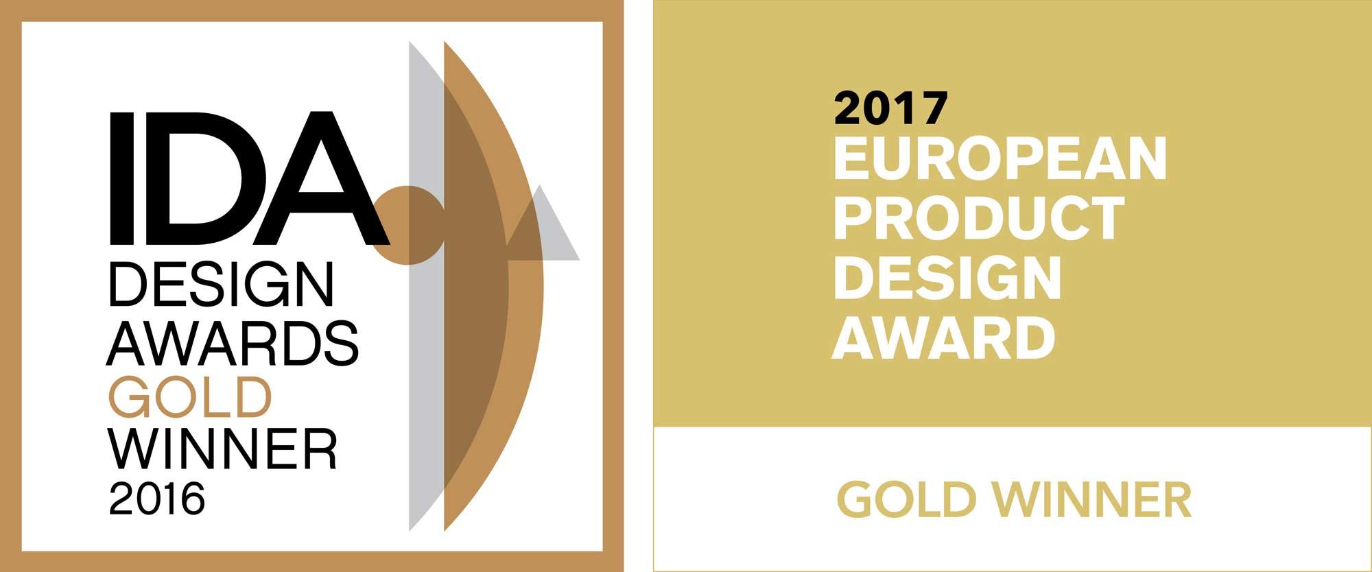 Awards - •2016, International Design Award,Gold Winner •2016, International Design Award,Product Design of Year•2017, European Product Design Award, Gold Winner