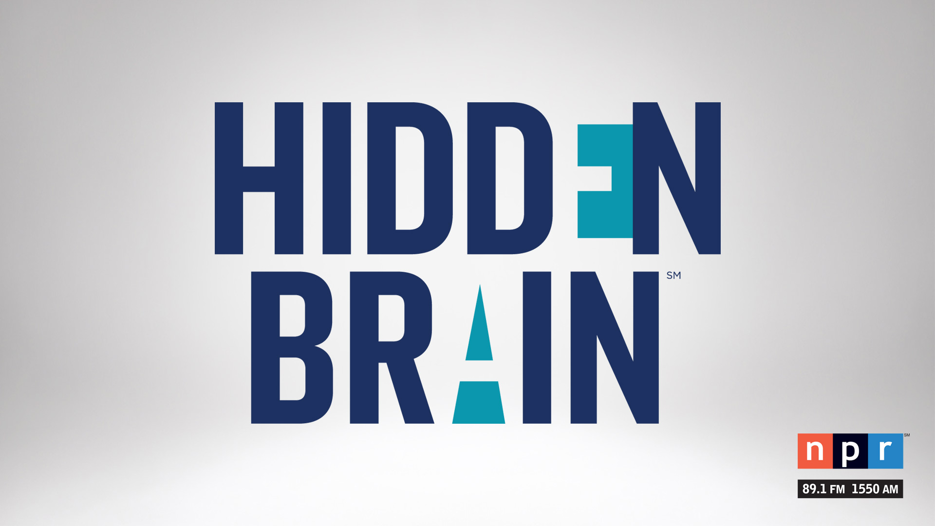 Hidden Brain - This is a really smart podcast about many different psychology concepts that breaks everything down in a way that anyone can understand and learn from