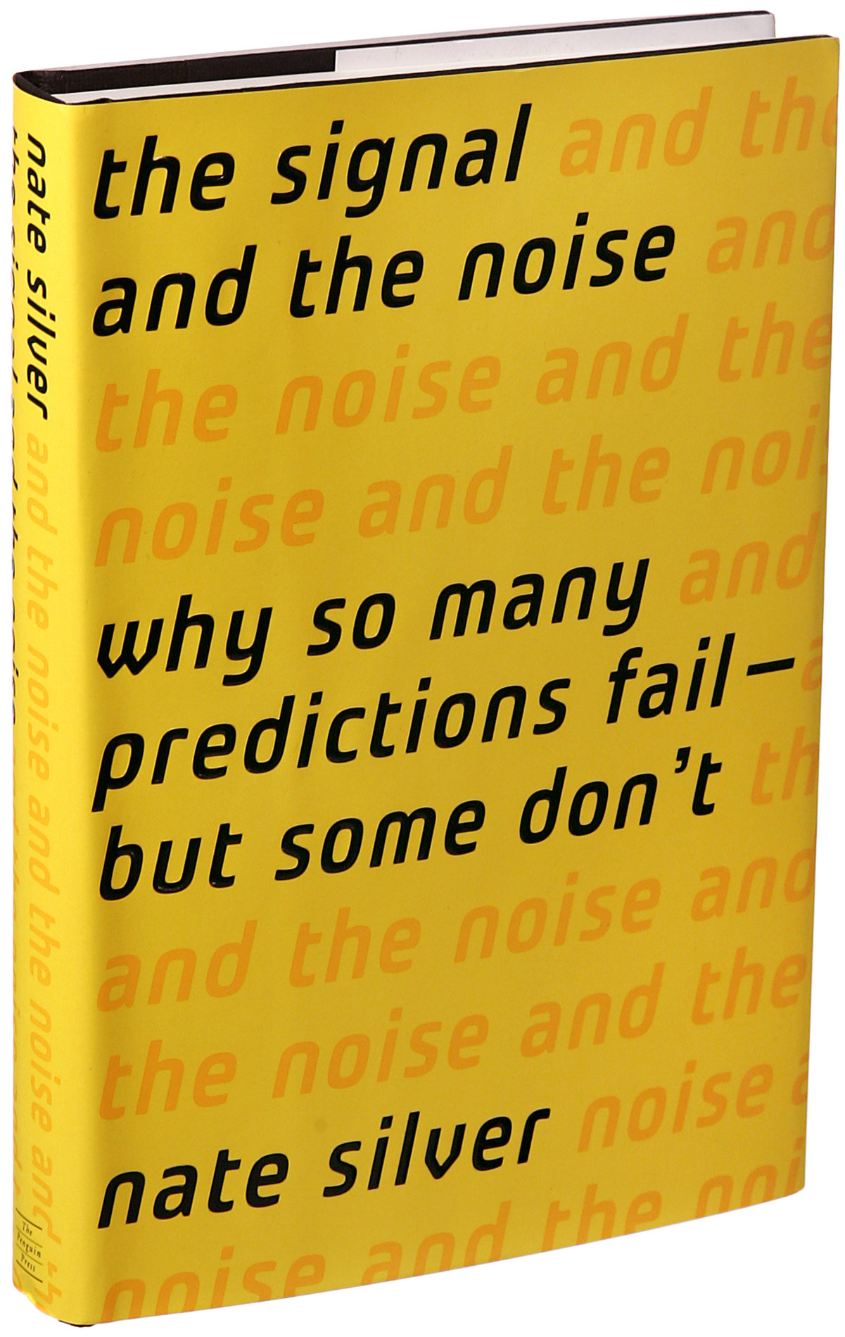 The Signal and the Noise: Why So Many Predictions Fail-but Some Don't - This book is so well written. It covers the importance and value of statistics in a vast number of fields. Nate Silver breaks down how to interpret meaningful data points and understand how they affect a given scenario. You can use this knowledge to start to see how data and predictions exist in your own life and how you can be smarter about them.