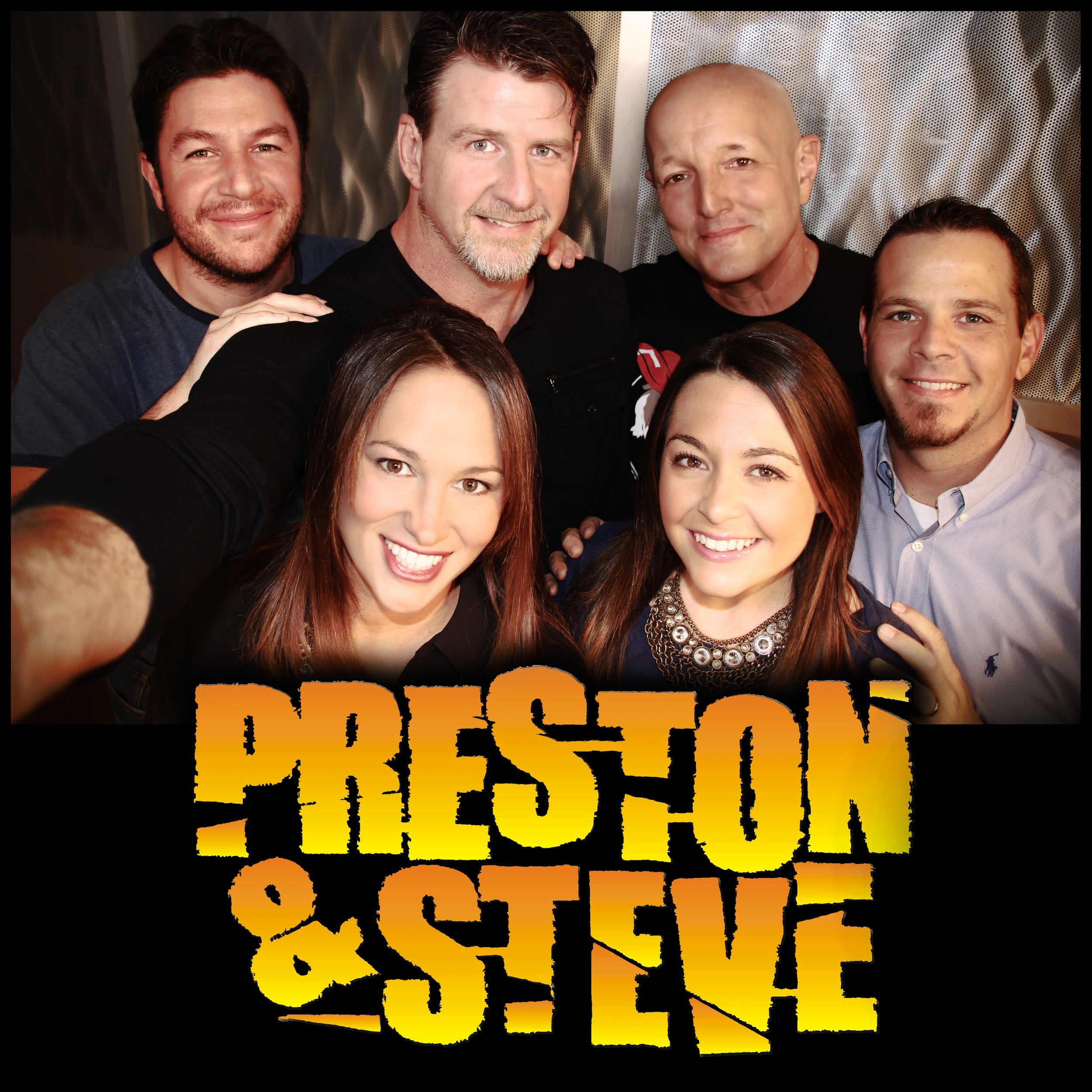 Preston & Steve - I grew up listening to the Preston and Steve radio show in the Philly area. They are funny, down-to-earth, and entertaining. This show helps me stay connected to where I grew up, and it helps me relax and chuckle.