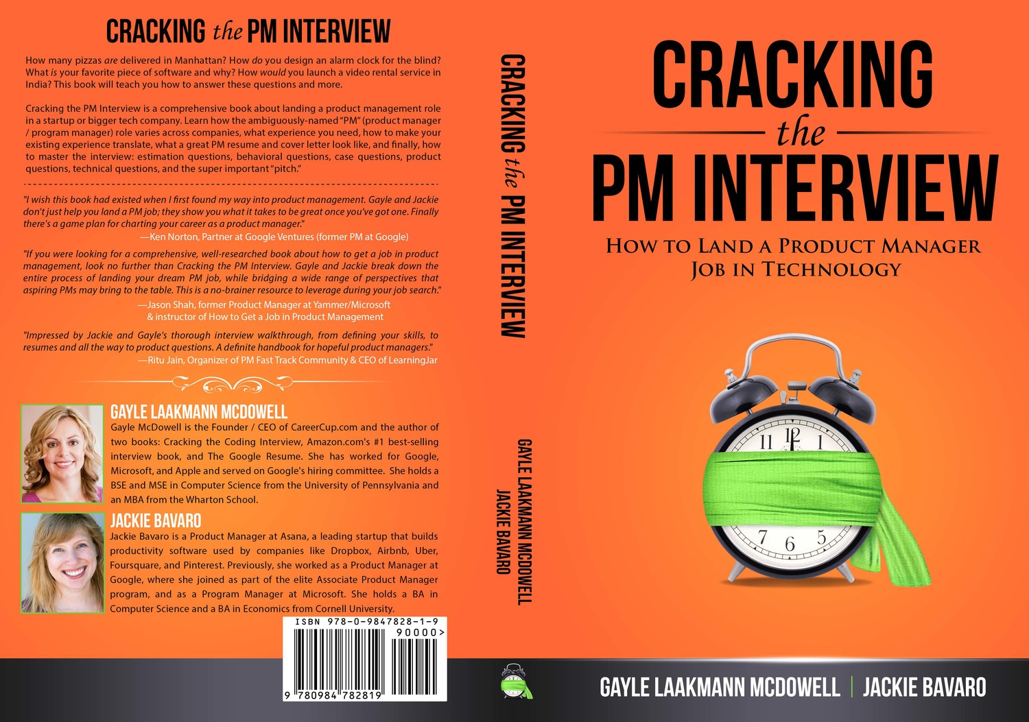 Cracking the PM Interview: How to Land a Product Manager Job in Technology - I really like this book by Jackie Bavaro and Gayle Laakmann McDowell about preparing for product management interviews because it covers all of the bases of product management. It includes how to approach case questions, technical content, behavioral questions, estimation problems, and more. It's a great refresher and primer for anyone looking to get into product and anyone who is about to interview and has experience in the field.