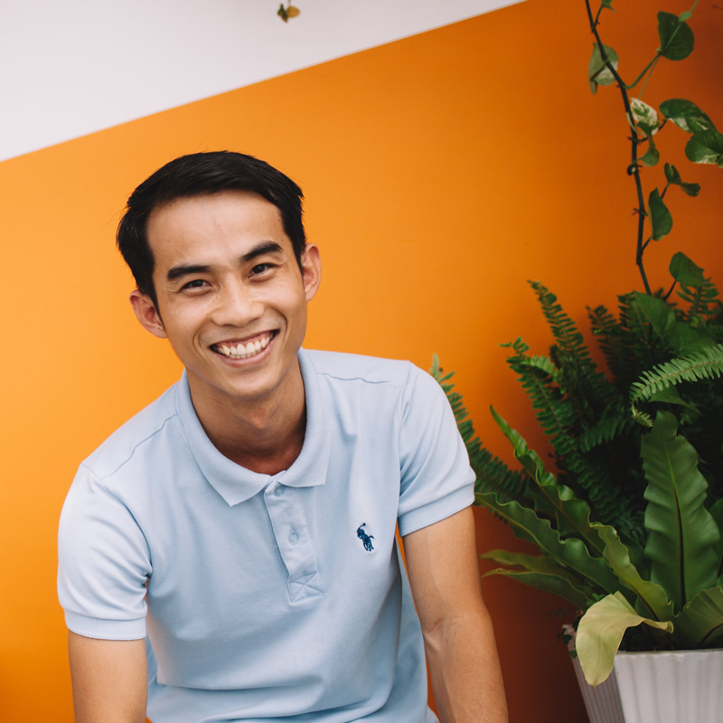 Socheat   Socheat is in charge of all things technical and security, leading property and facilities management. With his experience from large buildings in the city, his mission is to take Cambodian facilities management to the next level at Raintree. With limited technology in-country, he is constantly problem-solving to come up with creative solutions to property challenges. Out of the office, he concentrates on being Dad of the Year.